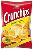 Lorenz Snack World Crunchips Cheese und Onion, 4er Pack (4 x 200 g)