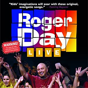 Roger Day Live [Import]