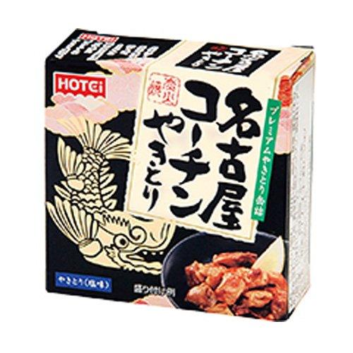 ホテイフーズ 名古屋コーチンやきとり(塩味) 50g