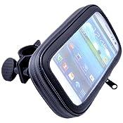 Patuoxun® Wetterfest Fahrrad / Motorrad Halter Tasche: Amazon.de: Elektronik