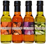 Spicy Infusions Quartetto: Habanero,...