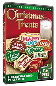Tv Sets Christmas Treats by Paramount