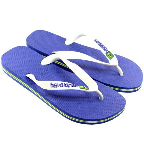 Uomo Havaianas Brasil Logo Flip Flop sandali