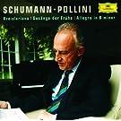 Schumann: Allegro; Kreisleriana; Ges�nge der Fr�he