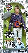 Justin Bieber Talking Doll
