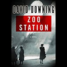 Zoo Station Audiobook by David Downing Narrated by Simon Prebble