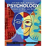 img - for Thinking About Psychology: The Science of Mind and Behavior 2nd Edition (Book Only) Hardcover book / textbook / text book