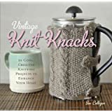 (Vintage Knit Knacks: 20 Cool, Creative Knitting Projects to Enhance Your Home) By Pearce, Sue (Author) Paperback...