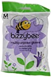 Bizzybee Multi Purpose Rubber Gloves Medium (Pair of 6)