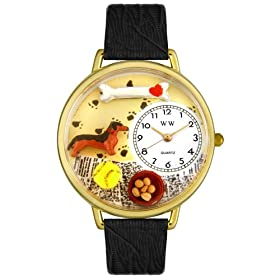 Whimsical Watches Unisex Dachshund