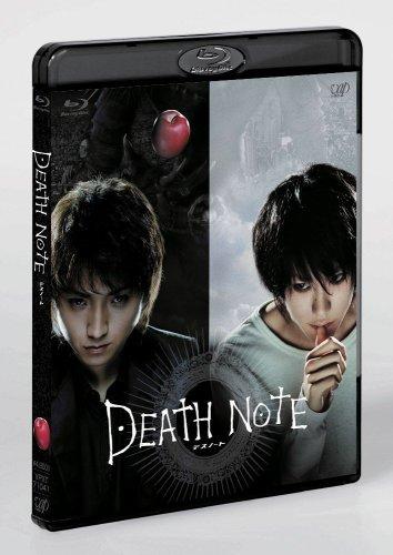 DEATH NOTE デスノート [Blu-ray]