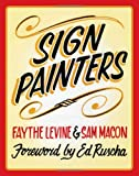 img - for Sign Painters book / textbook / text book