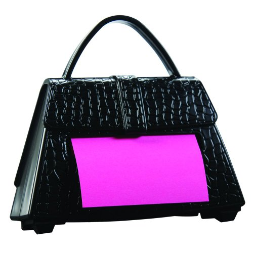 Post-It Z-Notes Dispenser Handbag Design note Dispenser 73 x 73 mm