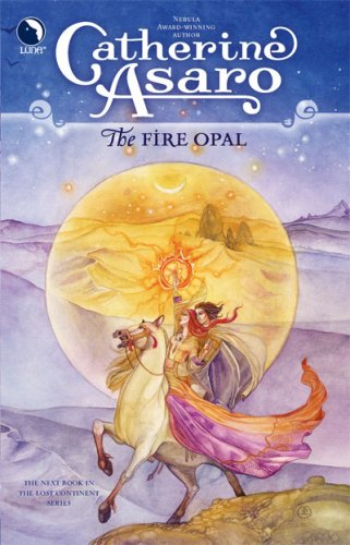Image for The Fire Opal (Lost Continent)