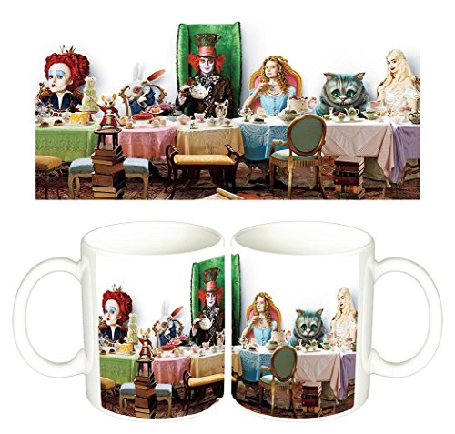 Alicia En El Pais De Las Maravillas Alice In Wonderland A Tazza Mug