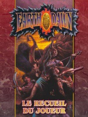 Blackbook Éditions - Earthdawn JDR : Le Recueil du Joueur francais