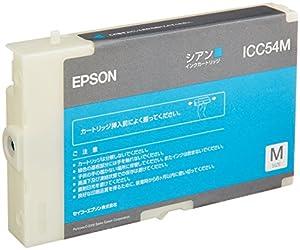 セイコーエプソン インクカートリッジM シアン (PX-B300/B500用) ICC54M