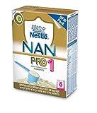 #3: Nestlé NAN PRO 1 Infant Formula (Upto 6 Months) 400g