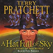 A Hat Full of Sky: Discworld, Childrens, Book 3 | [Terry Pratchett]