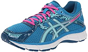 ASICS Women's Gel-excite 3 Running Shoe, Turquoise/Aqua Splash/Pink Glow, 8 M US