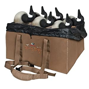 Mossy Oak Whistling Wings Honker Bag (6 Slot) by Mossy Oak Hunting Accessories