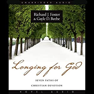 Longing for God Audiobook