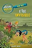 echange, troc Ron Roy - L'île invisible