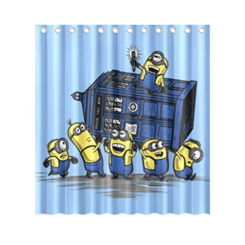 Minions Galore Shower Curtain