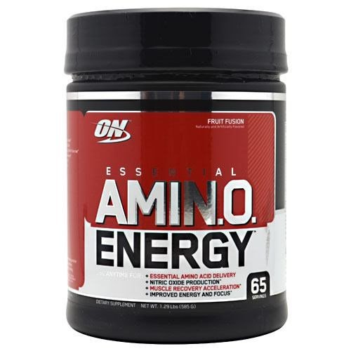 Optimum Nutrition - Essential Amino Energy 65 Servings Fruit