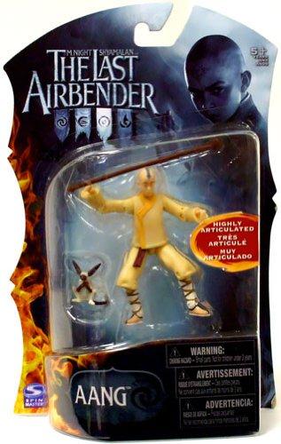 """The Last Airbender 3-3/4""""  Figures Aang"""