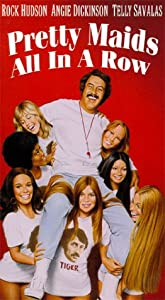 Pretty Maids All in a Row [VHS]