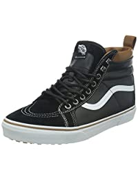 Vans SK8 Hi MTE Boot - Men's (MTE) Black/True White, Mens 9.5/Womens 11.0