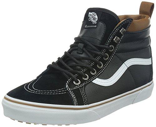 Vans U Sk8-hi Mte, Unisex Adults' Hi-Top Sneakers, Black (black/true White), 9.5 UK(44 EU)