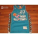 Michael Jordan #23 1996 NBA All-Star Thowback Jersey