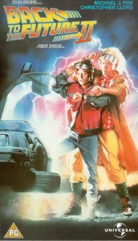 Zurück in die Zukunft 2 [VHS]