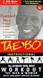 Tae-Bo Workout: Instructional [VHS]