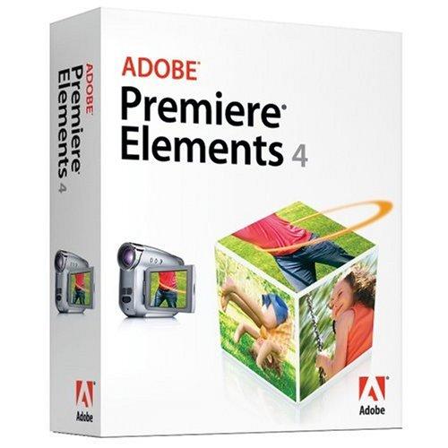 Adobe Premiere Elements 4.0 - French