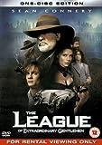The League of Extraordinary Gentlemen [DVD]