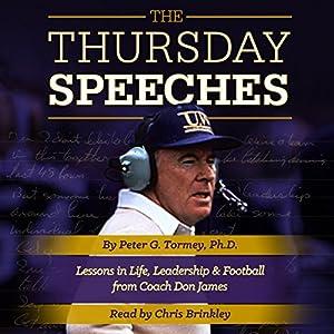 The Thursday Speeches Audiobook