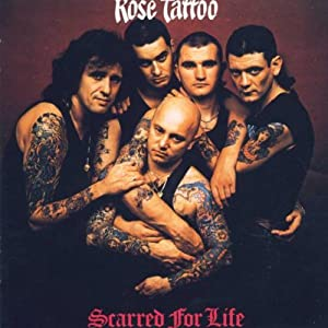 Cover of &quot;Scarred For Life&quot;