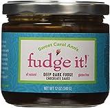Fudge It! Deep Dark Chocolate Fudge Sauce