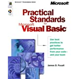 Practical Standards for Visual Basic Programmers (Microsoft programming series)by James D. Foxall