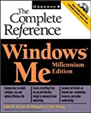 Windows Millennium Edition: The Complete Reference (0072127511) by Levine, John R.