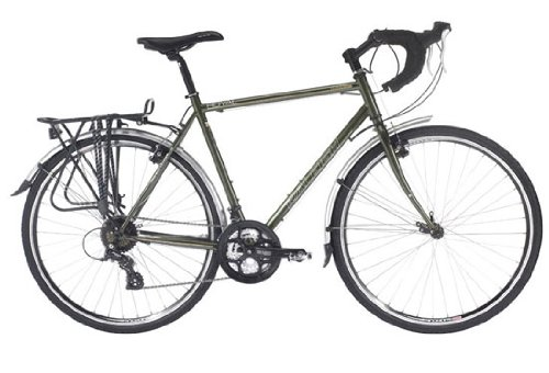 Raleigh Royal Touring / Road Bike Chromoly - 2012 60cm Green
