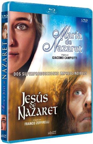Pack: María De Nazaret + Jesús De Nazaret