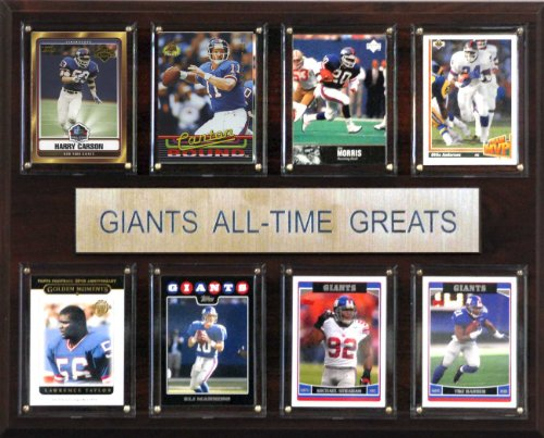 NFL New York Giants All-Time Greats Plaque at Amazon.com
