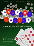 Dealer's Choice (0715633570) by Ernest, James