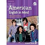img - for American English in Mind Level 3 Student's Book with DVD-ROM book / textbook / text book
