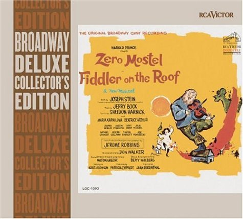 Various - Fiddler on the Roof (Deluxe Edition) (1964 Original Broadway Cast) - Zortam Music