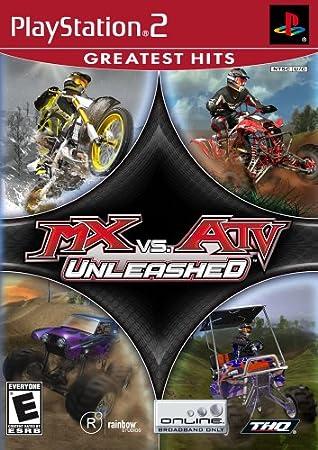 MX vs ATV Unleashed - PlayStation 2